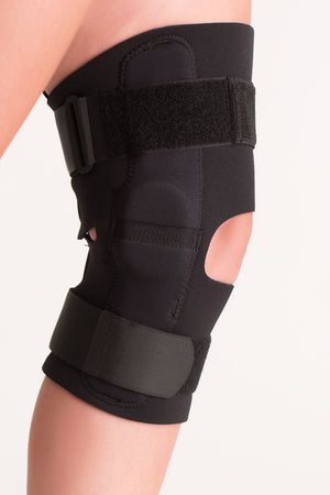 The Complete Wrap™ Hinged Knee Brace