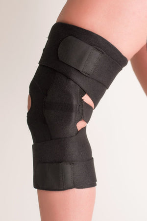 The Rogue Wrap Universal Hinged Knee Brace