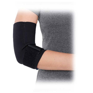 Neoprene Tennis Elbow Sleeve w/ Strap