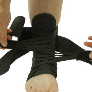Tour Quick-Lace Ankle Brace