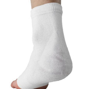 Comfort Gel Heel Sock-Pair