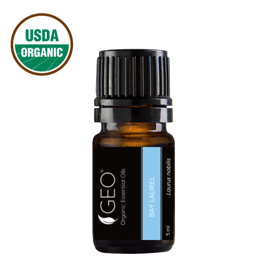 Black Pepper Organic Essential Oil - 5 ml