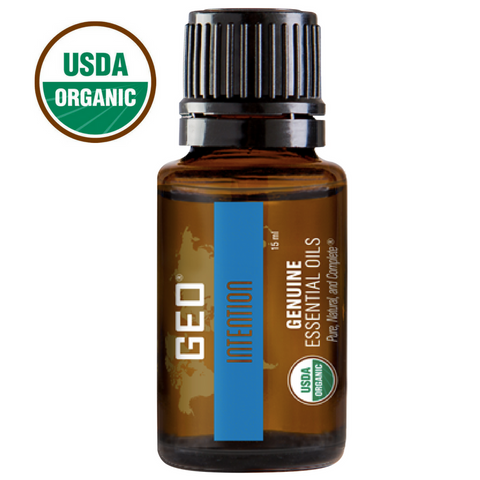 Intention Organic Essential Oil - 15 ml