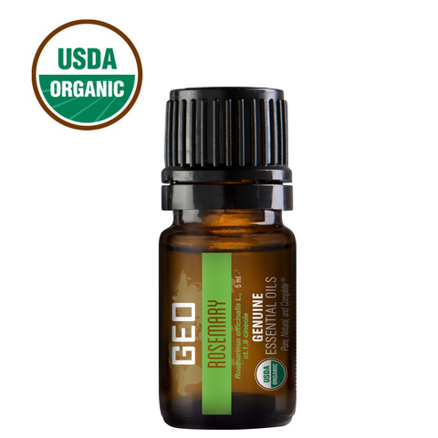Rosemary Verbenone Organic Essential Oil - 5 ml