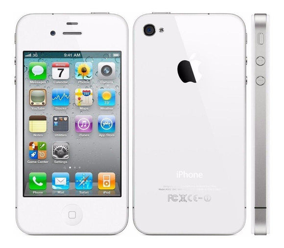 Celular Apple iPhone 4s At&t Reacondicionado-A0032BB-Eminoristas