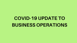 COVID19- Updated Response 03/27/20