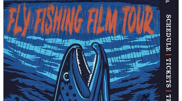 2018 F3T - Fly Fishing Film Festival, Mar 8th 7PM
