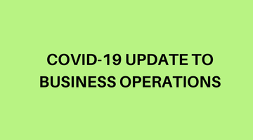 COVID-19 Updated Response