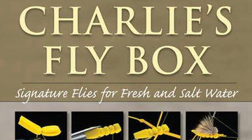 Free Seminar - Cancelled March 28, 2020 - Jeff Thomson ties patterns from Charlie (Craven's) Fly Box Patterns