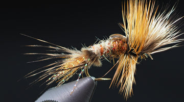 Fly Tie Tuesday - March Brown Emerger 03/17/2020