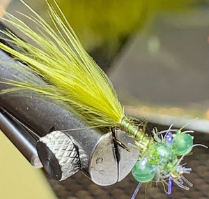 Fly Tie Tuesday - Straggle String Damsel 05/12/2020