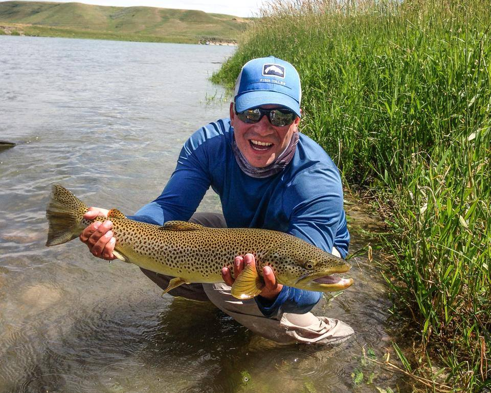 About The Bow River | Fish Tales Fly Shop