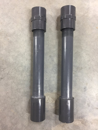 PVC Couplers for the Pitt Boss