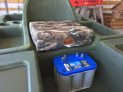 Premium Pitt Boss Seat Cushion