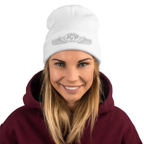 JCW Show Embroidered Beanie