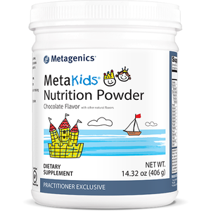 MetaKids Nutrition Powder Choc 14 serv