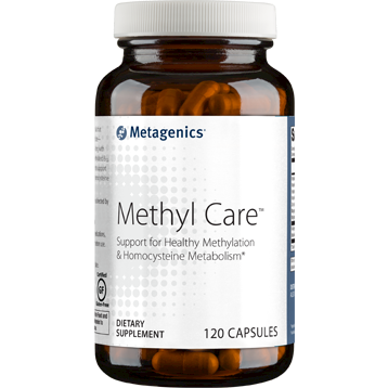 Metagenics Methyl Care - 120 Capsules