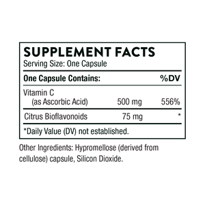 Vitamin C with Flavonoids - 180 Capsules
