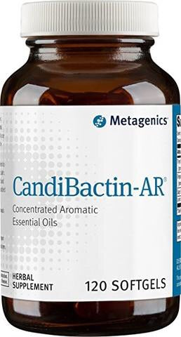Metagenics-Candibactin-Ar - 120 softgels