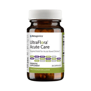 Metagenics UltraFlora Acute Care 30 caps