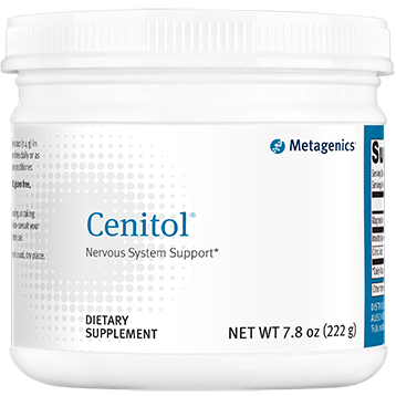Metagenics Cenitol Powder - 7.8 oz