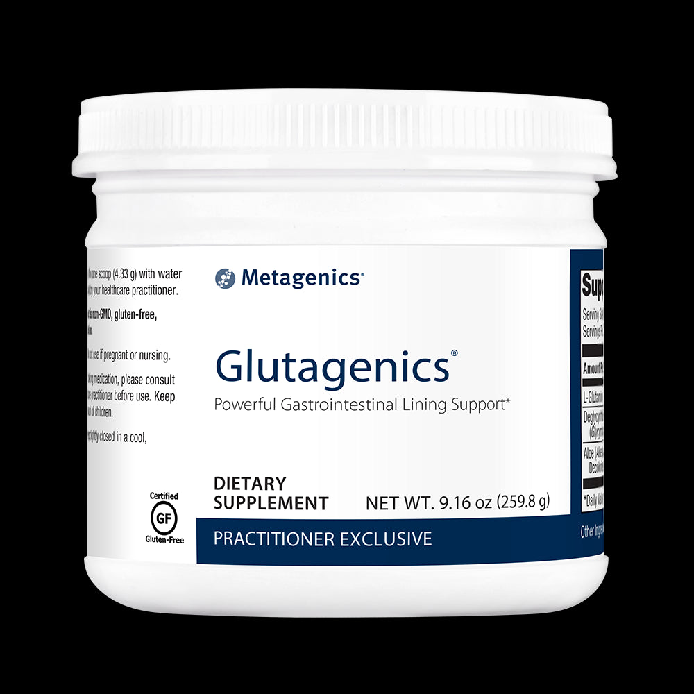 Metagenics Glutagenics Powder - 9.16 oz