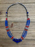 The Lapis Dream Necklace