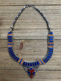 Maira Lapis Necklace