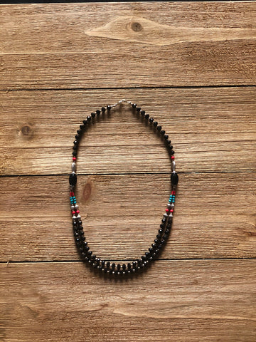 Black Crystal Mala