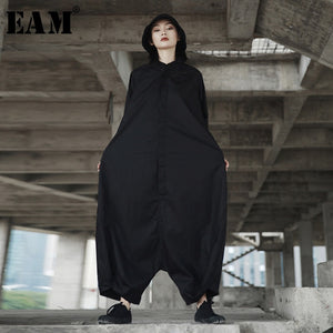 [EAM] Trendy New Personality Loose Big Size
