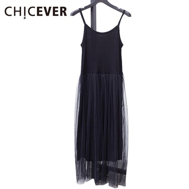 [CHICEVER] 2020 Sexy Off Shoulder Dress