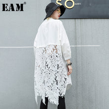[EAM] New Stand Collar Long Sleeve