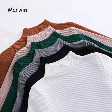Marwin New-coming Autumn - Turtleneck