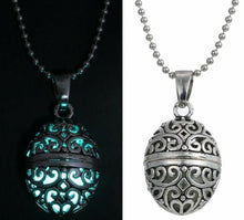 Essential Oil Diffuser Glow Necklace