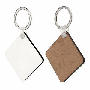 Photo Key Chain - Square  (one-sided)