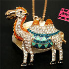 Betsey Johnson Camel Necklace