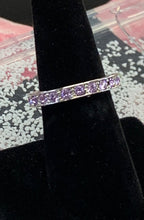 Swarovski Eternity Ring with Comfort fit