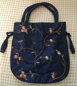 Chinese Bag - Royal Blue