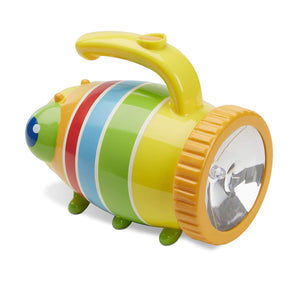 Personalized Melissa and Doug Sunny Patch Giddy Buggy Flashlight