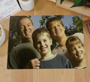 Cutting Board with Photo or Logo 11 x 15""