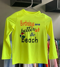 Birthdays are Better at the Beach Shirt - Arjun 8