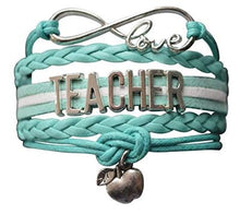 Teacher Bracelet - 4 Colors Available