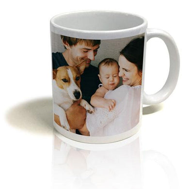 Photo or Custom Mug - 11 oz