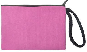 Only The Brave Teach - Cosmetic Bag - Wristlet