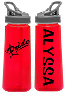 Sports Bottle - Pride Cheerleading