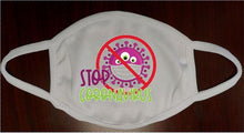 Custom **CHILD SIZE** Mask Covering - 2 Ply Performance Polyester