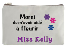 French Teacher - Cosmetic Bag