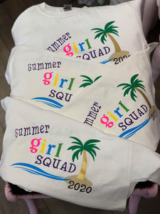 Summer Girl Squad