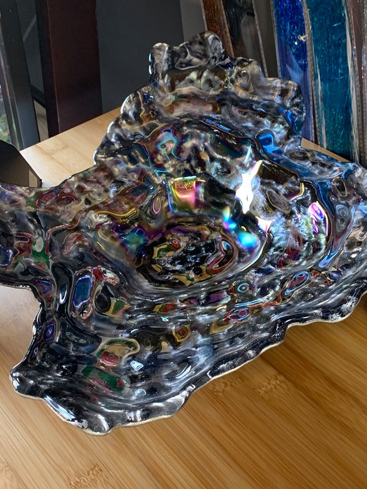 Abalone Serving Dish
