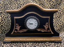 Mantle Clock w/hidden Compartment